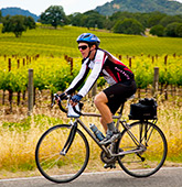 Wine Country biking trip photo